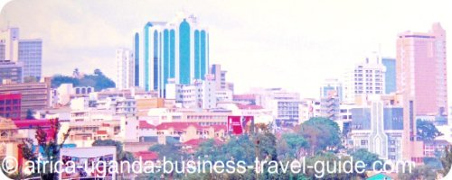Uganda Safaris Guide: Kampala City