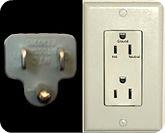 North American Plug and Socket