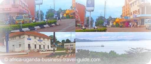 Uganda Safaris Guide: Entebbe Town