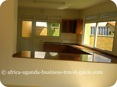 House1 for sale Lubowa Kampala Uganda- Kitchen