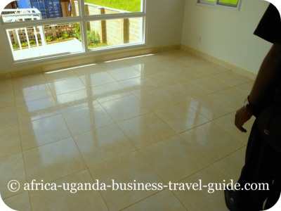 House1 for sale Lubowa Kampala Uganda- Melamine Floor