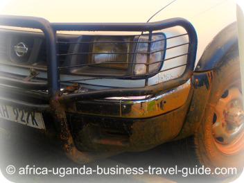 Travel Uganda