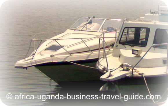 Travel Uganda: Boat Hire