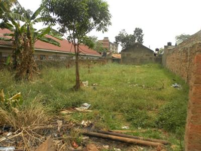 Plot for sale in Kampala