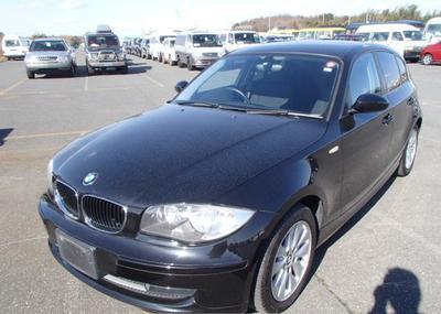 BMW 1 Series in Uganda