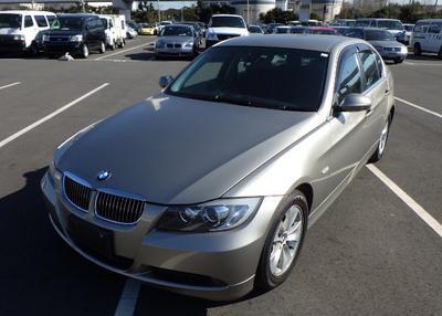 BMW 3 Series in Uganda