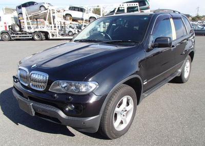 2006 BMW X5 in Uganda