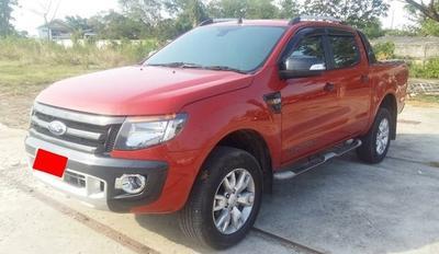 Ford Ranger Pick Up in Uganda Africa