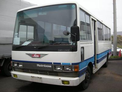 Before you buy a Hino Rainbow bus in Uganda