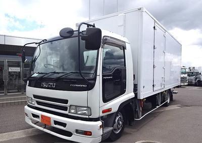 8e43c1bc68 Before you buy a Isuzu Forward Truck in Uganda
