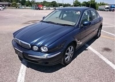 Jaguar X-Type 2007