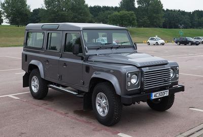 Before you buy a Land Rover Defender in Uganda