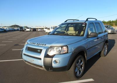 2004 LAND ROVER FREELANDER in Uganda