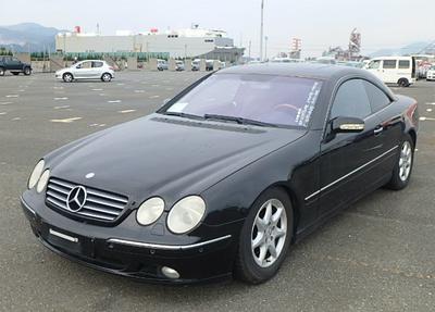 Mercedes-Benz CL-Class in Uganda