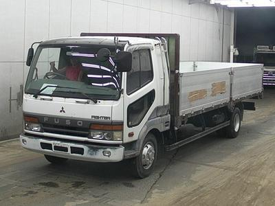 Before you buy a Mitsubishi Fuso fighter truck in Uganda