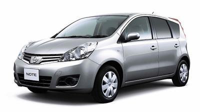 Nissan Note in Uganda