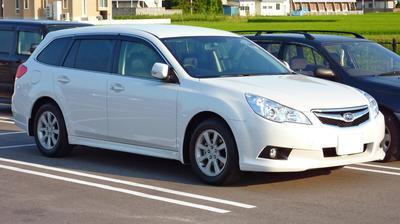 2009 subaru legacy wagon problems