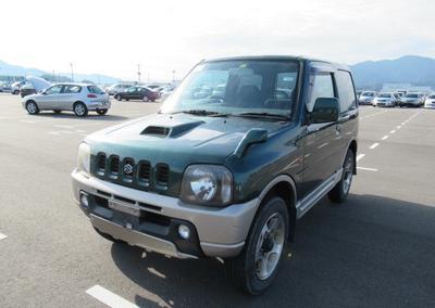 2001 Suzuki Jimny