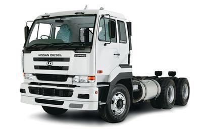 nissan ud medium duty trucks