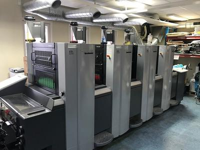Before you buy or hire a Heidelberg Speedmaster SX 52