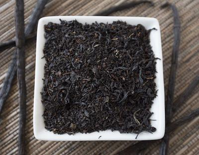 Vanilla Flavored Tea Leaves