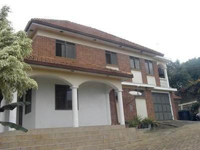 House for rent bunga kampala for Best residential houses in uganda