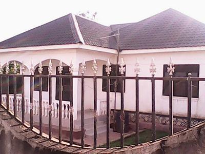 House in najjera 3bedroomed 130million for Best residential houses in uganda