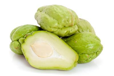 Chayote Fruits in Uganda