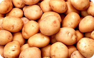 Clean Irish Potatoes