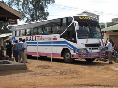 Uganda Bus