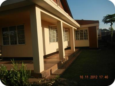 Your Home away from Home in Uganda Africa