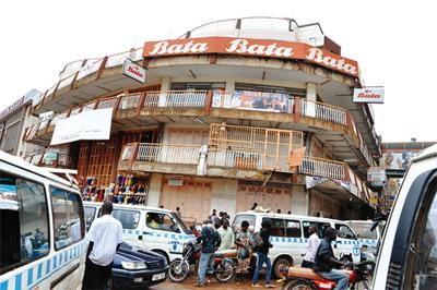 Mini price Building Owned by Uganda Businessman