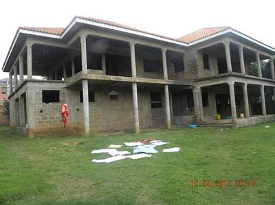 Munyonyo house shell house for Best residential houses in uganda