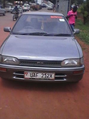Toyota Fx in Uganda , Front View