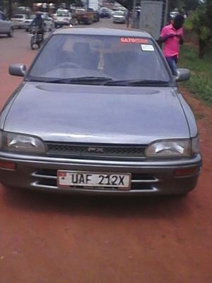Toyota Fx in Uganda , Front View