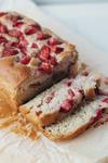 Strawberry Vanilla Bread