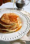 Vanilla Almond Pancakes