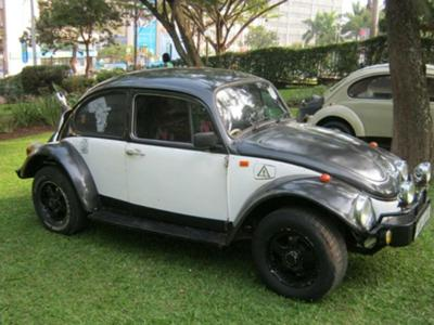 The VW Beetle Uganda Autoshow 2012