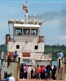 uganda seeks new lake victoria ferry operator. Black Bedroom Furniture Sets. Home Design Ideas