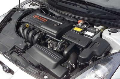 VVT-i powered Car Engines in Uganda