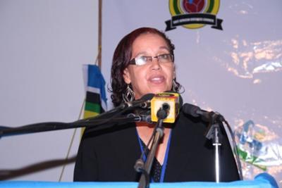 Maggie Kigozi Executive Director Uganda Investment Authority