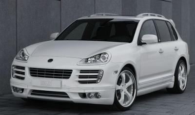 Porsche Cayenne Cars are also in Uganda