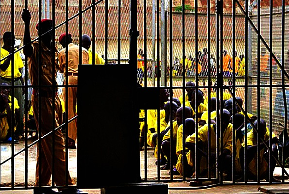 Behind the Scenes at Luzira Prison