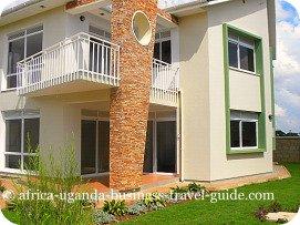 House1 for sale Lubowa Kampala Uganda- Side View