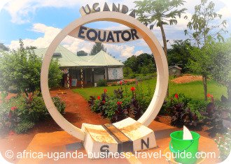 Uganda Attractions Guide - The Equator