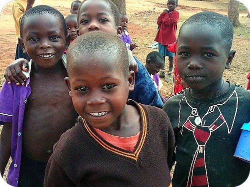 Uganda Children: Charity Investment opportunities