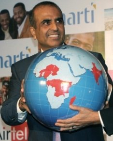 Airtel Chairman Bharti