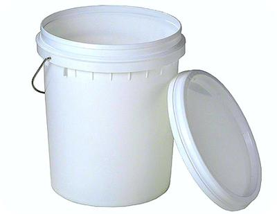 Honey Bucket to use in Uganda