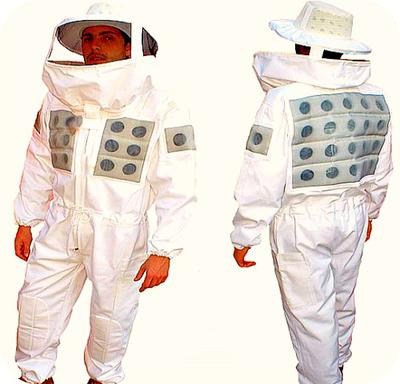 Honey Beekeeping Suit for Uganda, Africa