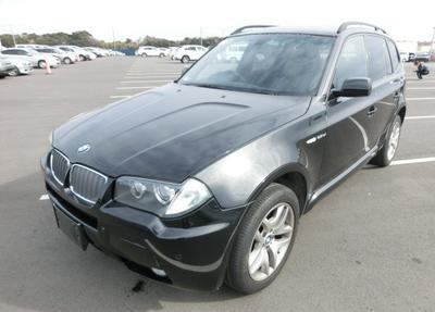 BMW X3 in Uganda